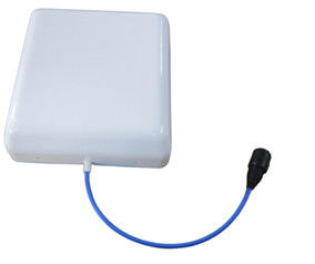 Indoor Directional Panel Antenna 700 - 2700 Frequency Band With 50 OHM RF Load