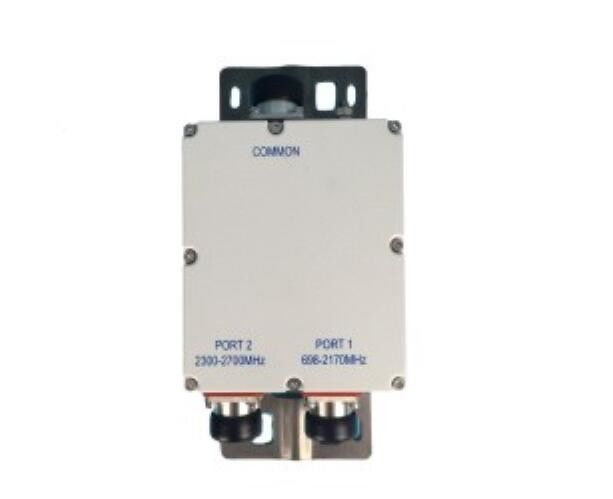 Low PIM DIN Connector Dual Directional Coupler IP67 698-2170/2300-2700MHz